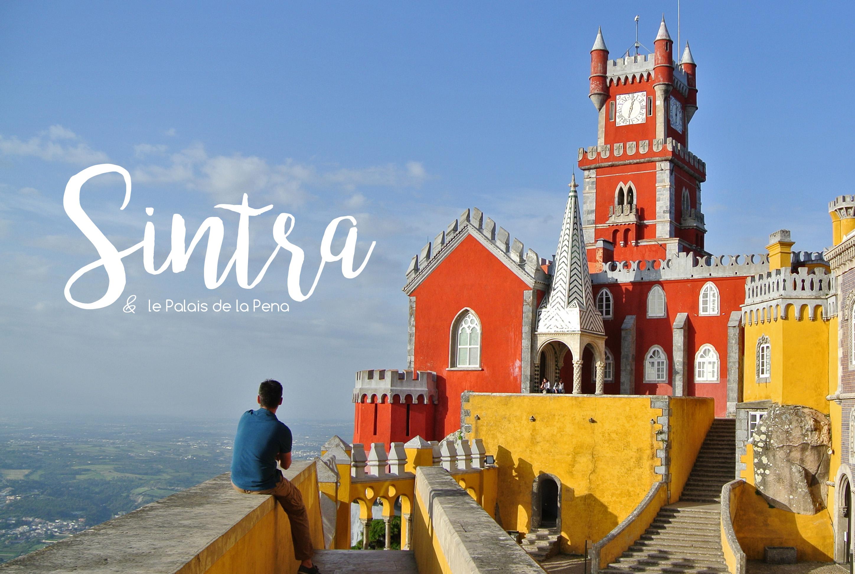 Portugal 14 sintra le palais da pena la route deux - Dessin du portugal ...